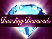 Автомат Dazzling Diamonds в онлайн-казино Вулкан Делюкс